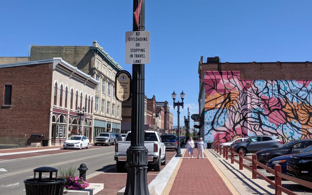 How Muncie Did Community Redevelopment