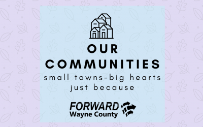 Small Town, Big Hearts, Just Because